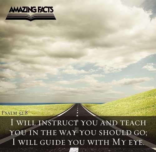 Psalms 32:8