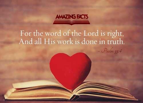 Psalms 33:4