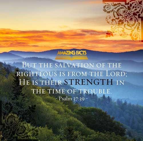 Psalms 37:39