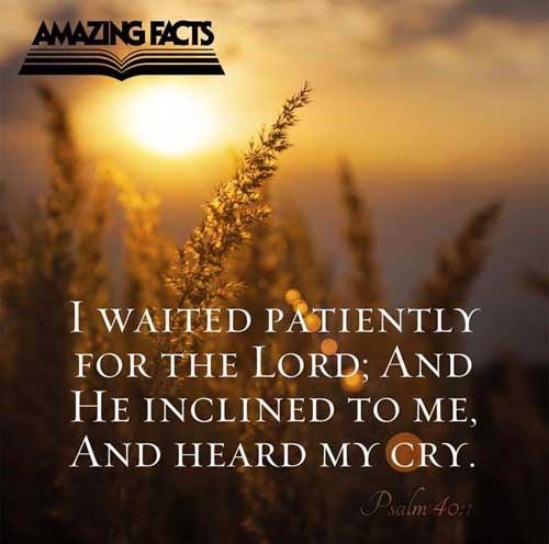 Psalms 40:1