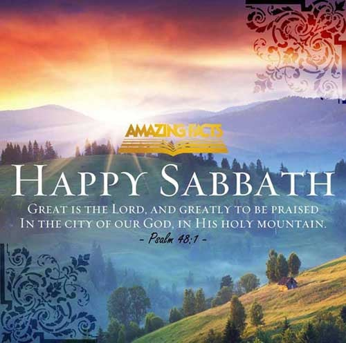 A Song and Psalm for the sons of Korah. Great is the LORD, and greatly to be praised in the city of our God, in the mountain of his holiness.  (Psalms 48:1)
