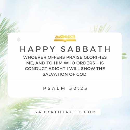 Psalms 50:23