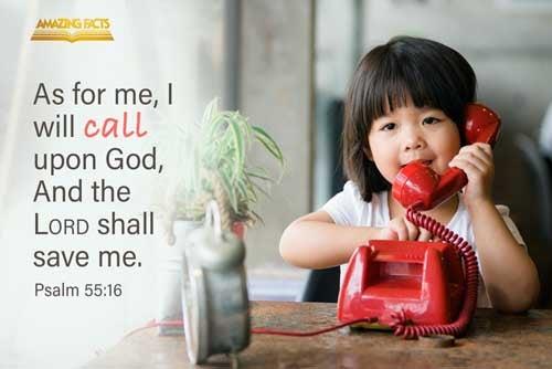 Psalms 55:16