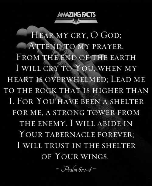 Psalms 61:1-4