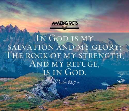 Psalms 62:7