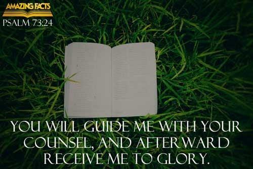 Psalms 73:24