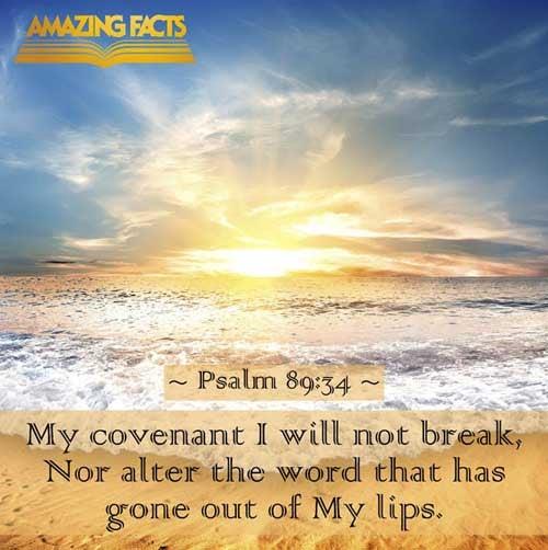 Psalms 89:34