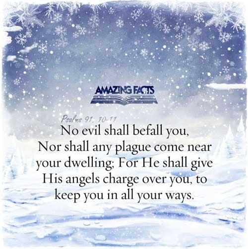 Psalms 91:10-11