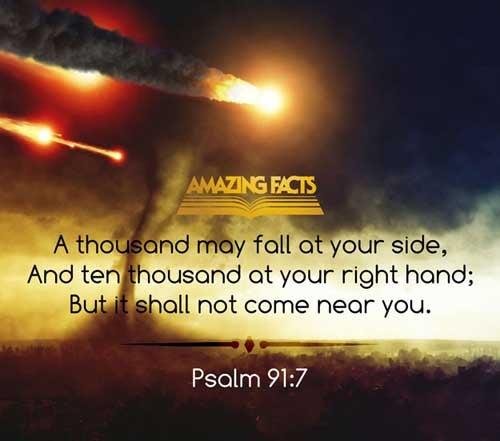 Psalms 91:7