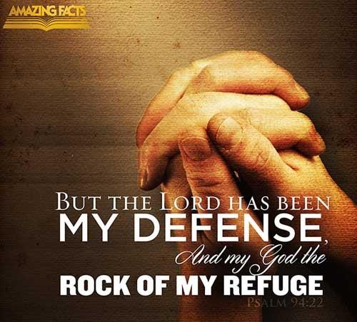 Psalms 94:22