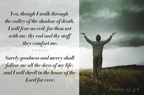 Psalms 23:4-6