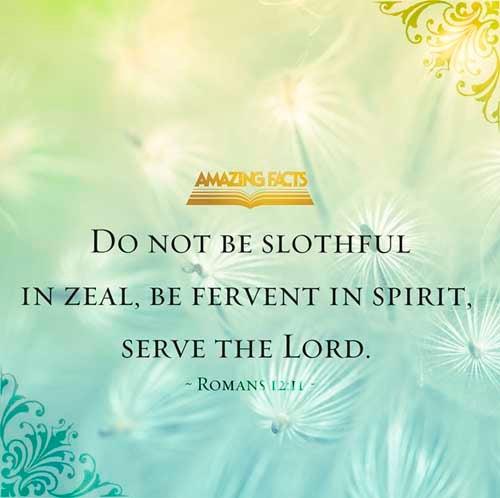 Romans 12:11