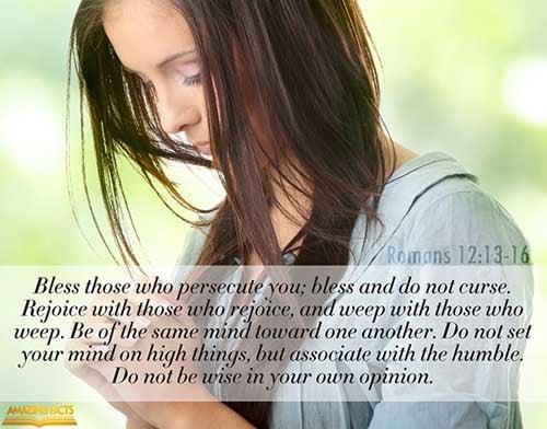 Romans 12:13-16