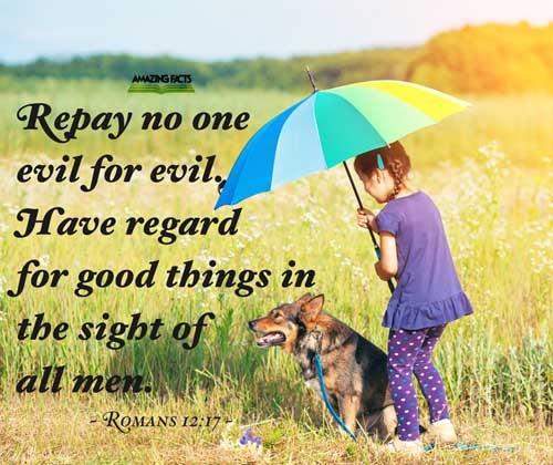 Romans 12:17