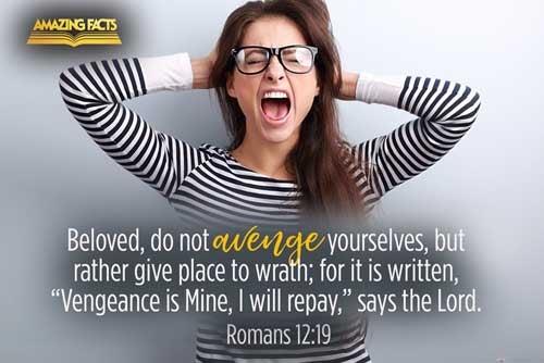 Romans 12:19
