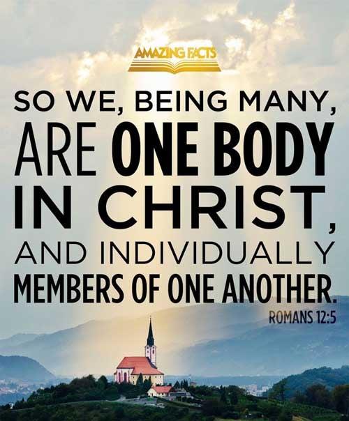 Romans 12:5