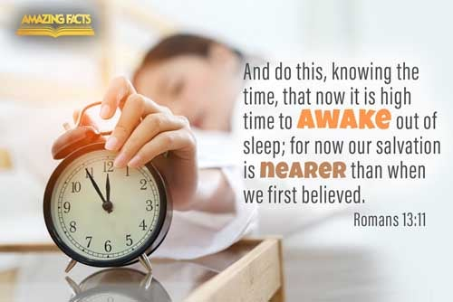 Romans 13:11