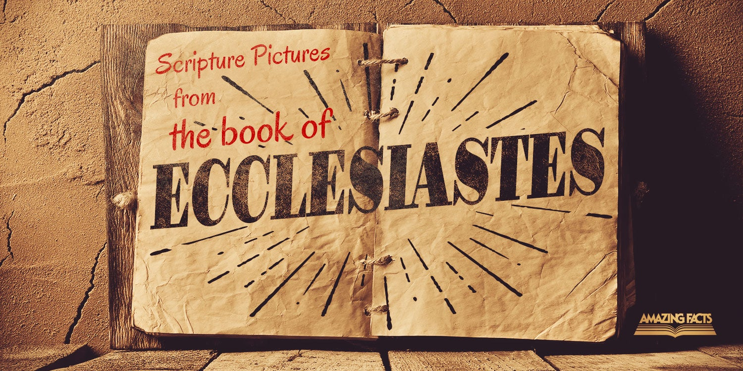 Scripture Pictures from the Book of Ecclesiastes | Amazing Facts