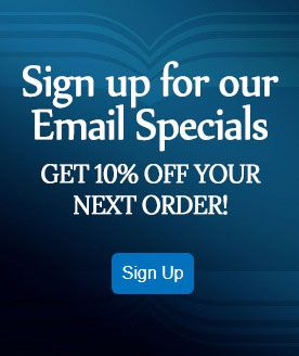 Sign-up for email specials
