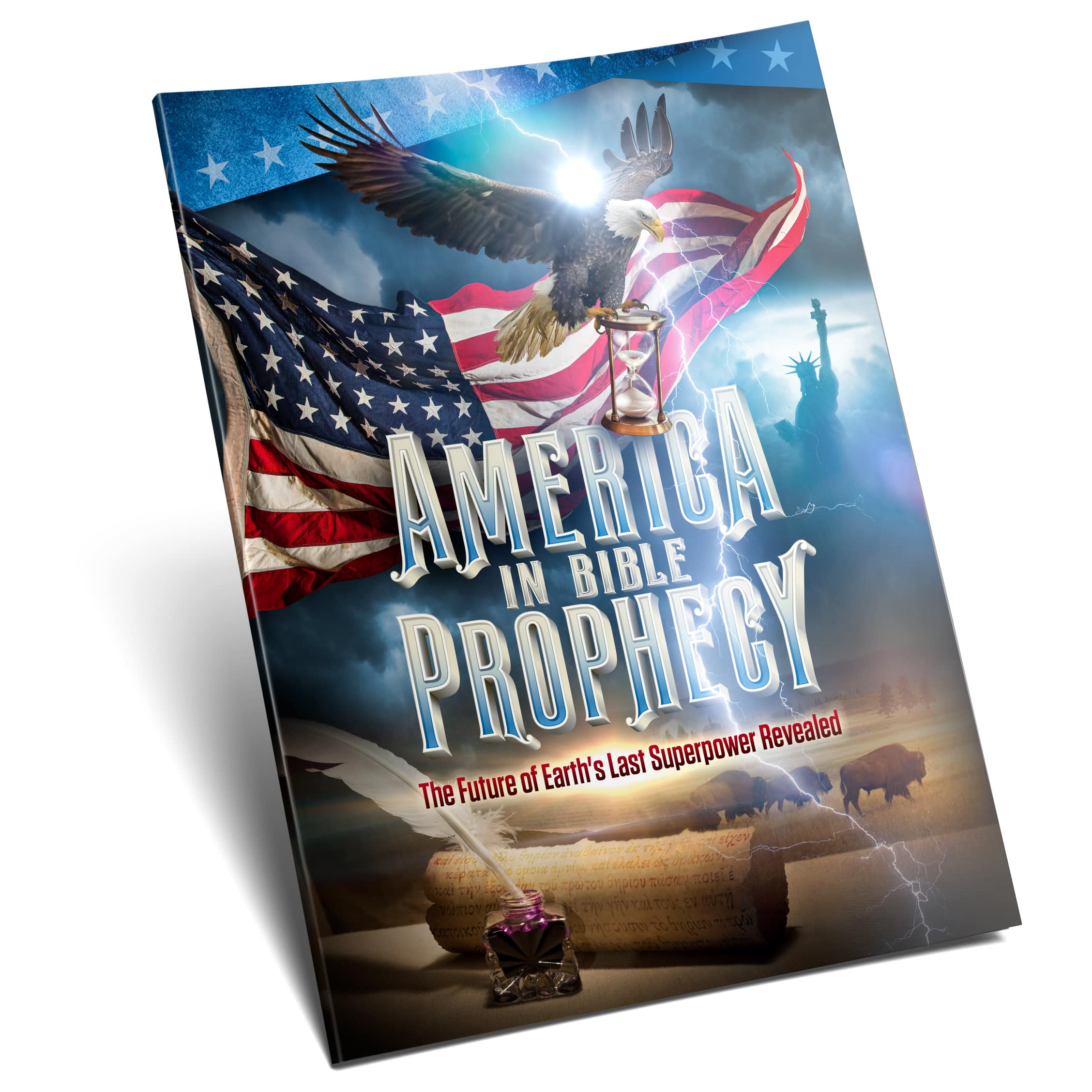 America in Bible Prophecy Magazine by Amazing Facts