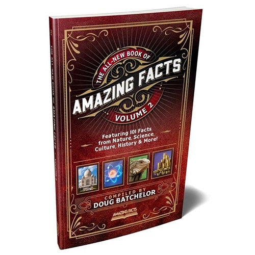 The All-New Book of Amazing Facts, Volume 2