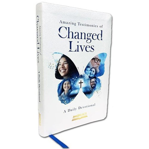 Amazing Testimonies of Changed Lives