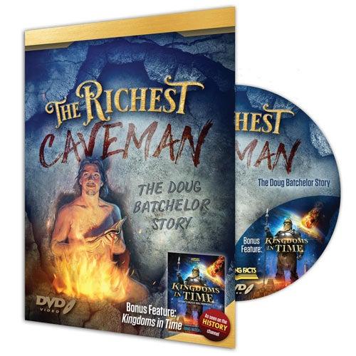 The Richest Caveman + Bonus Feature: Kingdoms in Time Documentary