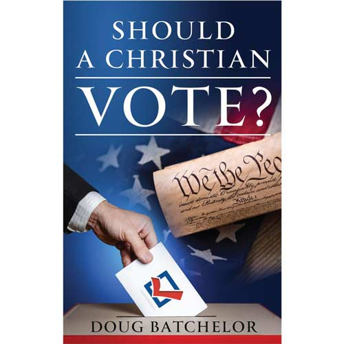 Should A Christian Vote (PB) by Pastor Doug Batchelor