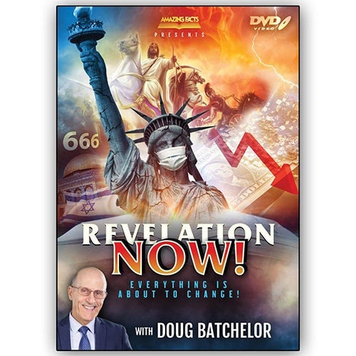 Revelation Now! Everything is About to Change DVD Set