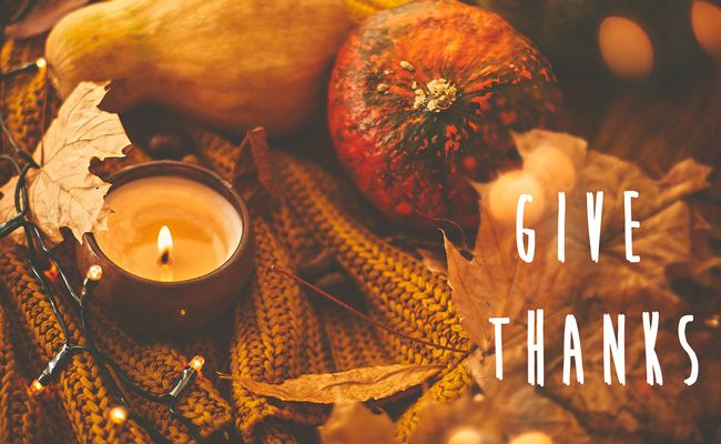 Thanksgiving Every Day!