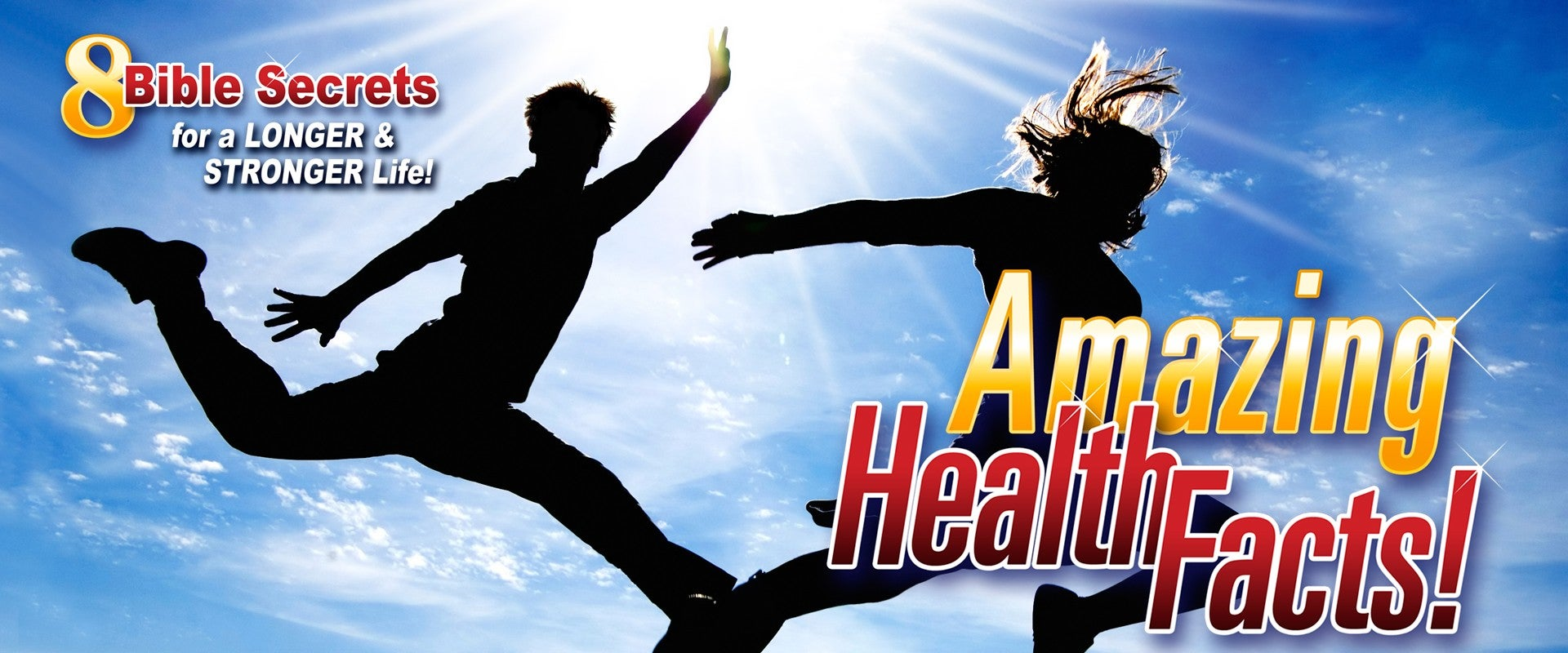 Large Amazing Health Banner