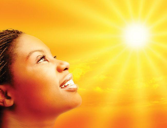 S - Sunlight