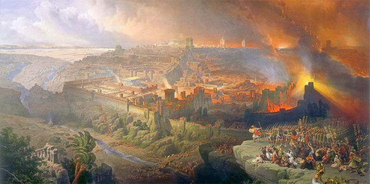 The Destruction of Jerusalem