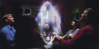 Rise in Spiritualism