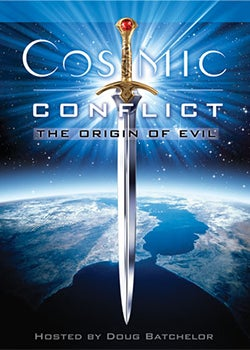 Order the Cosmic Conflict DVD