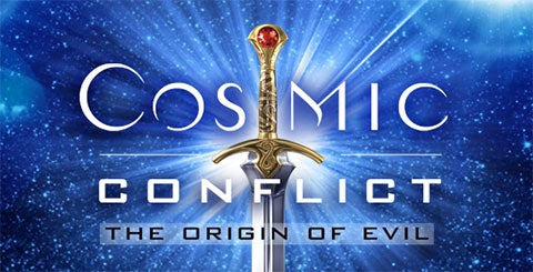 Cosmic Conflict - The Origin of Evil