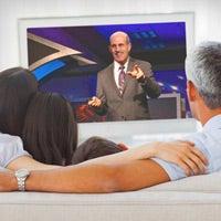 Send Present Truth Through TV!