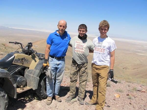 Desert Exploring