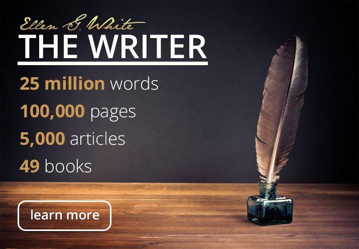 Ellen G. White - The Author
