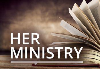 Ellen G. White - Her Ministry