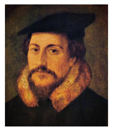 John Calvin - Protestant Reformer