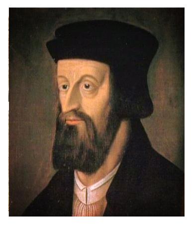 John Huss (Jan Hus) - Protestant Reformer