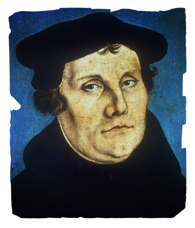 Martin Luther - Protestant Reformer