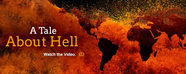 A Tale about Hell