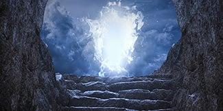 No eternal fire—but yes eternal life? How?