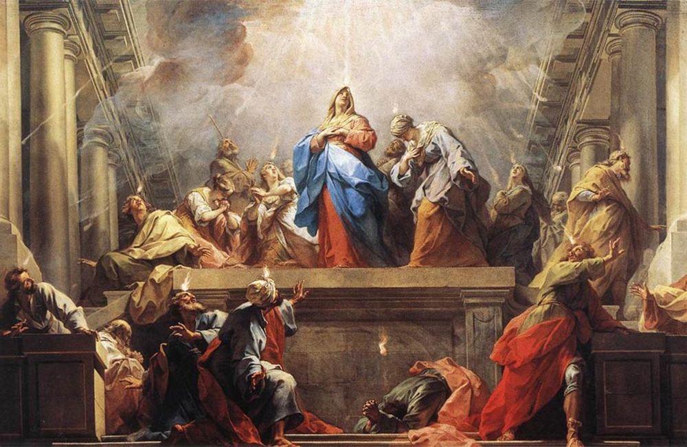 The ecumenical Mary
