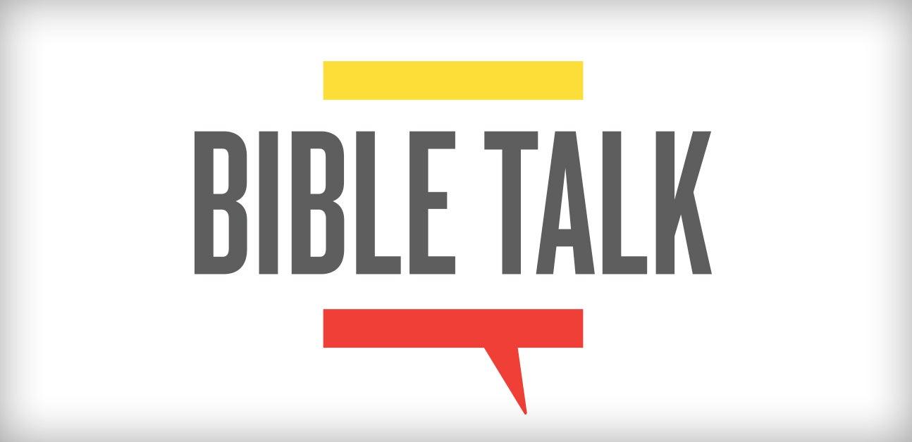 Bible Talk