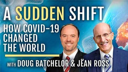 A Sudden Shift - How COVID-19 Changed the World