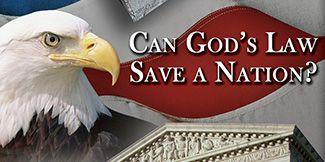 America & the Ten Commandments