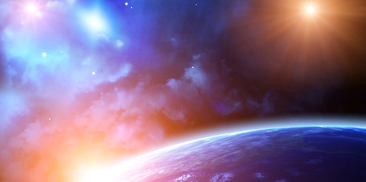 Will this planet be the new earth after the second coming of Jesus?